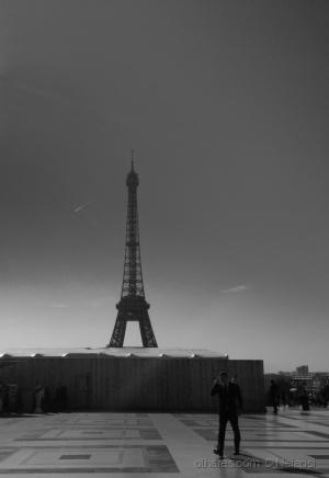 /Em Paris á trabalho!