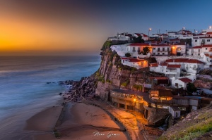 /Sunset in Azenhas do Mar