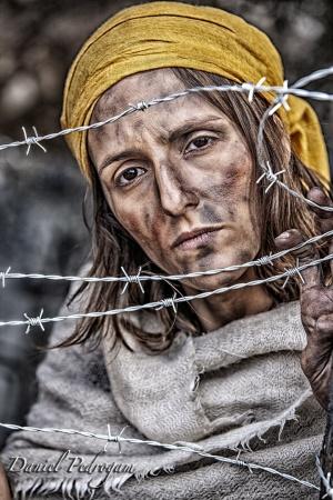 Retratos/prisioneira de si própria