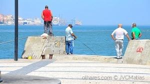 Outros/Pesca em Cacilhas!