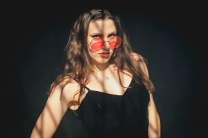 Retratos/sun and shades