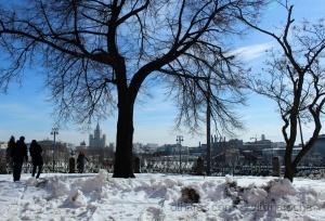 /Perspetiva de Moscovo...
