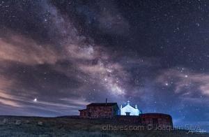 """/""""contemplando a Via Láctea"""""""