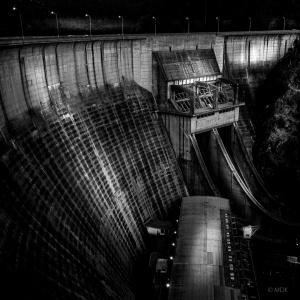 Paisagem Urbana/' Castelo de Bode water dam '