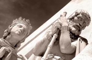 História/A Rainha e o Rei...