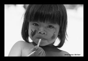 Gentes e Locais/Criança Indígena I