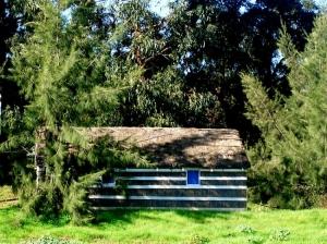 Paisagem Natural/casinha de colmo