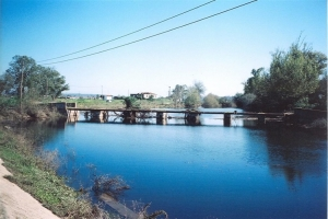 Paisagem Natural/Ponte Fernão Leite Pombalinho