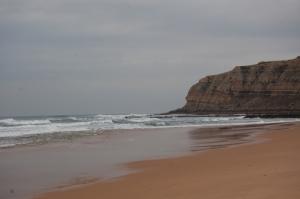 Paisagem Natural/praia azul
