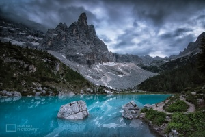 Paisagem Natural/The Jewel of the Dolomites
