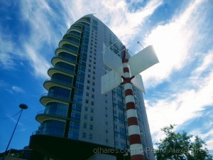 Arquitetura/Edifício do Parque das Nações