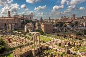Gentes e Locais/A long time ago in... Rome