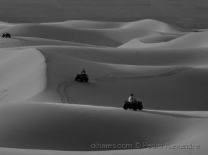 /Passeio de moto 4 no deserto