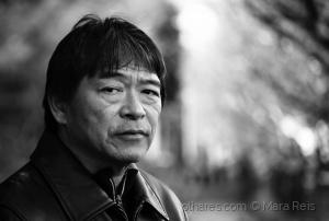 Retratos/Um japonês (ler)