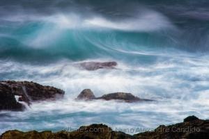 Abstrato/O mar