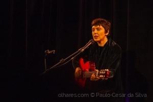 Espetáculos/Adriana Calcanhoto