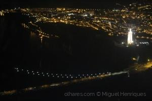 Paisagem Urbana/Chegando a Lisboa