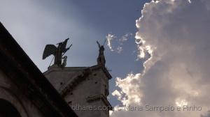 Paisagem Urbana/A caminho de uma viagem espiritual...