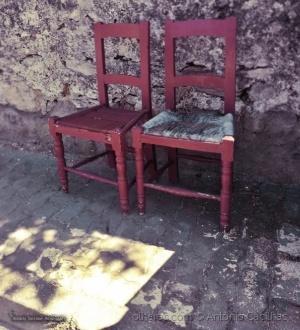 Abstrato/Dança das cadeiras