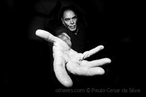 Retratos/...em mãos