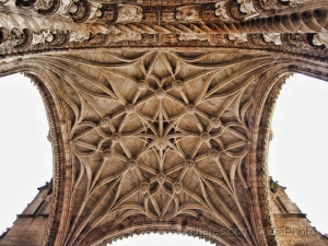 /Albi Cathedral - detail