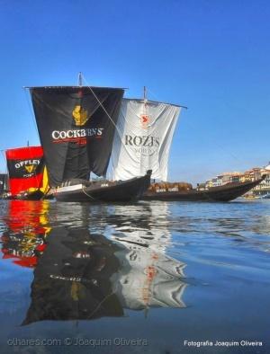 Gentes e Locais/Barcos Rabelos - Douro