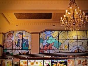 /Art Deco McDonalds...ler