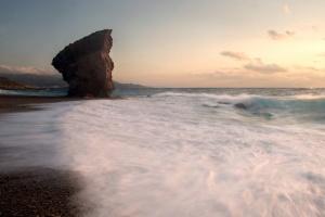 Paisagem Natural/Playa de los Muertos