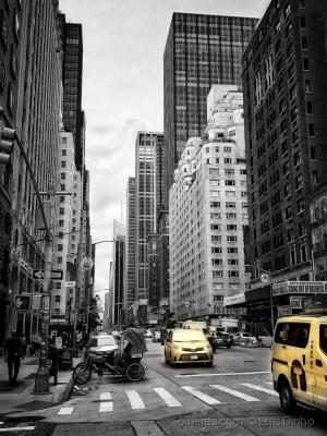 Paisagem Urbana/Yellow Cab