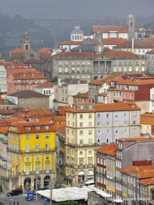 Paisagem Urbana/Porto Colorido