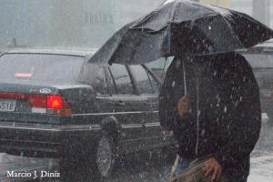 /Chuva em São Paulo