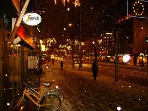 /Tampere noite de inverno