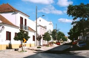 Paisagem Urbana/Rua Carolina Infante da Câmara 2006