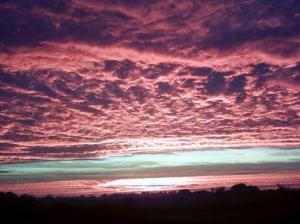 Arte Digital/nascer do sol