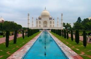 /Taj Mahal
