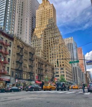 Paisagem Urbana/Ruas de Nova York