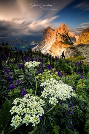 """Paisagem Natural/"""" Itália - Dolomites 2018 """" v01"""