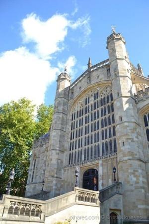 História/Capela St George em Windsor ( Inglaterra )