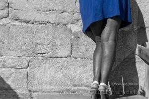 Outros/minimal blue