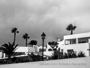 /Casa José Saramago em Lanzarote
