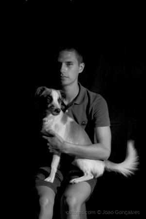 """Retratos/""""Cão como nós""""... Manuel Alegre"""
