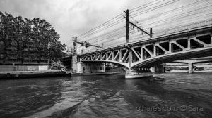 Paisagem Urbana/As Pontes do Ródano...