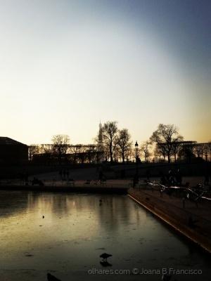 Paisagem Natural/Lago da nostalgia