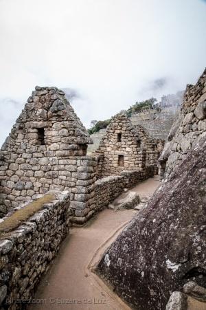 Arquitetura/Em Machu Picchu