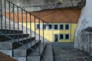 Paisagem Urbana/Casa amarela