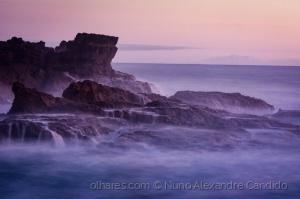 Paisagem Natural/Vida nas rochas