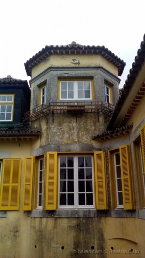Paisagem Urbana/Casa do Cipreste