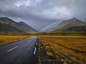 Paisagem Natural/Magic Rainbow