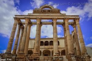 /Templo Romano
