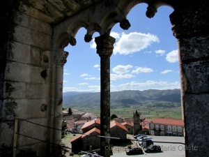 /Da janela do castelo...